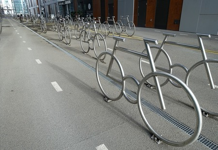 Bicycle parking transport road city biking 2100290