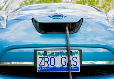 Cleanenergy vancouver c40 cities awards city of vancouver rcs photo 1 ev charging 768x432
