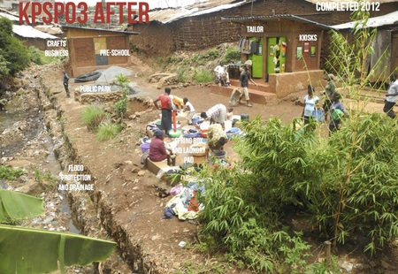 Kibera after