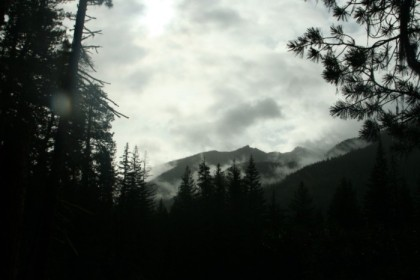 Still cloudy