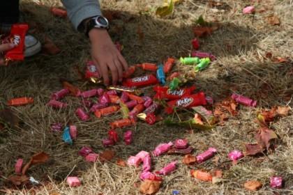 Sugar-laden bounty