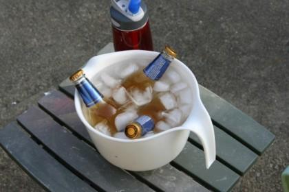 Beverages chilling