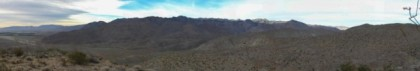 Ridgetop view