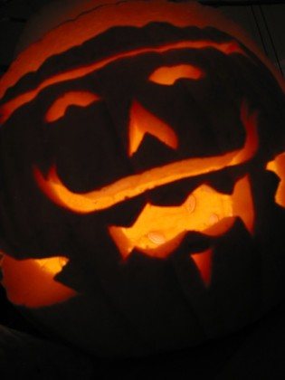 My pumpkin again