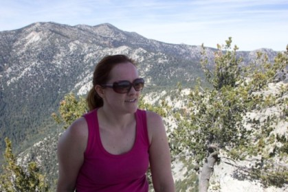 At Tahquitz Peak