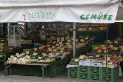 A more extensive produce stand