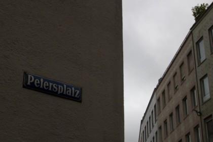 Petersplatz!