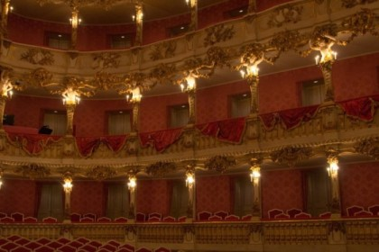 Cuvillés-Theater box seats