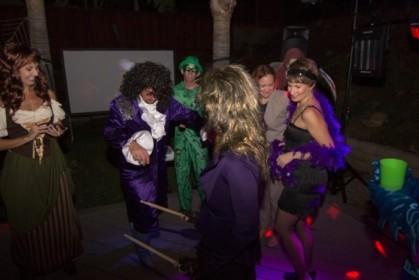 Prince gets down