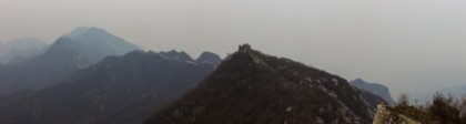Jiankou panorama