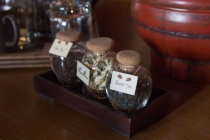 Loose-leaf teas