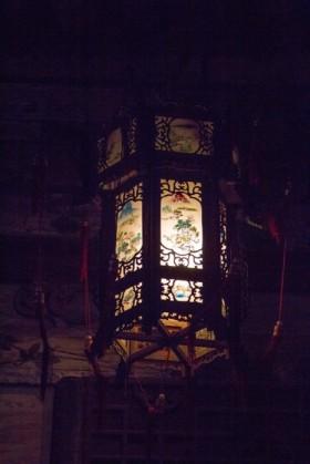 Elaborate lantern