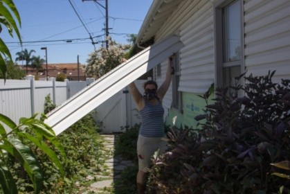 Beware the siding removal monster