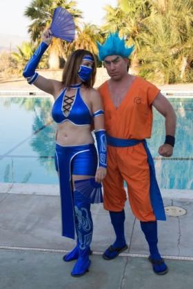 Katana and Goku