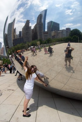 Embracing the bean