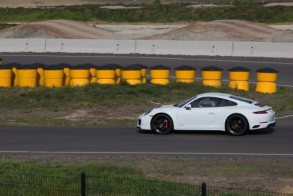 Turns out the 911 GTS is fast