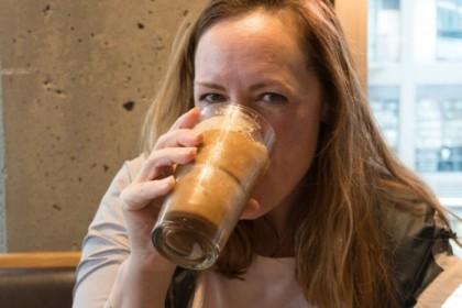 Ultra premium beverage at Starbucks Reserve
