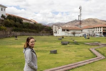 Qorikancha ruins