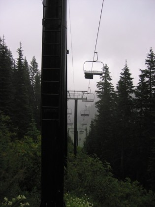 Empty chair lifts