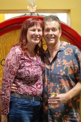 Lisa and Paul
