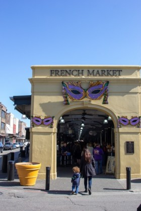 Entering the French Market