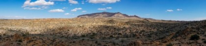 View from Mastadon Peak