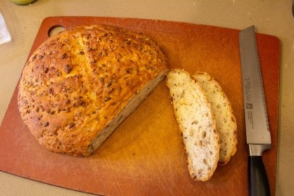 10-seed bread