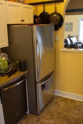 New fridge, not needing manual defrosting every three days