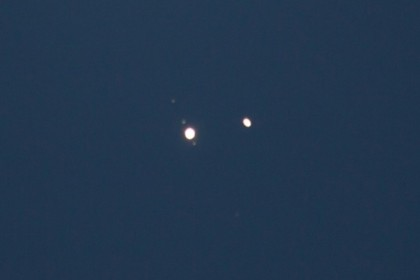 Planets spotted!