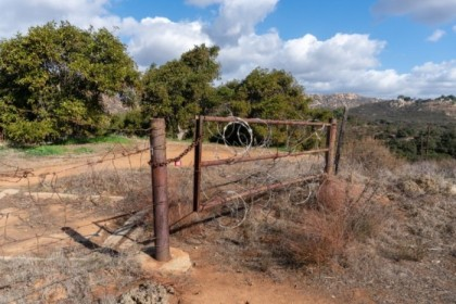 No way through this gate