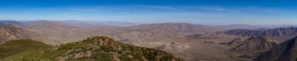 Garnet Peak vista