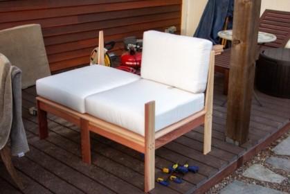 Cushions fit