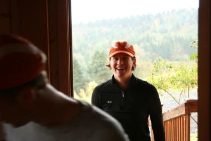 Orange hat #2