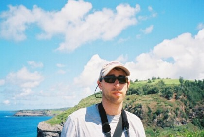 At Kilauea Point