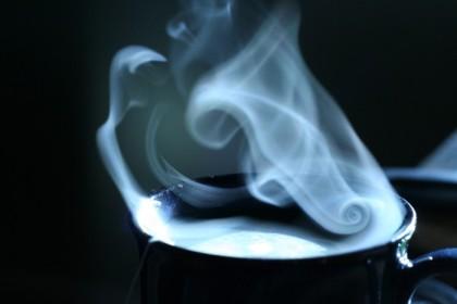 Steamy tea