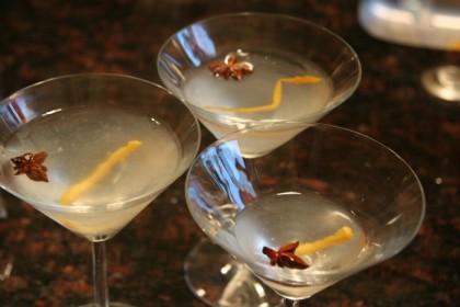 Dragon martinis