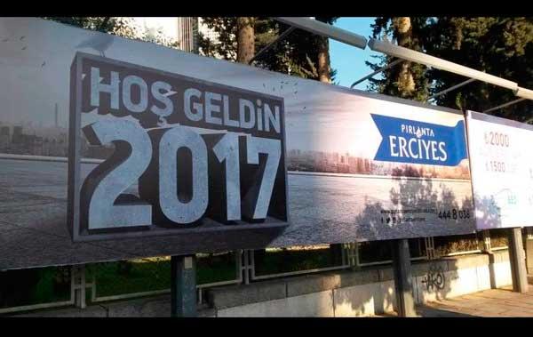 Yıl atlama teşviği verilen Adana'da 2017 hazırlıkları tamamlandı...