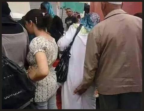 """İslamcı Yazarlara Kapalı Kadını Taciz Eden Tecavüzcü Şoku: """"Yoksa Tecavüzcüler Arasında Ahlaksız Olanlar mı Var?!"""""""