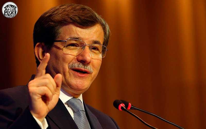 """Başbakan Davutoğlu: """"Biz Fırat Demedik, Fıtrat Dedik."""""""