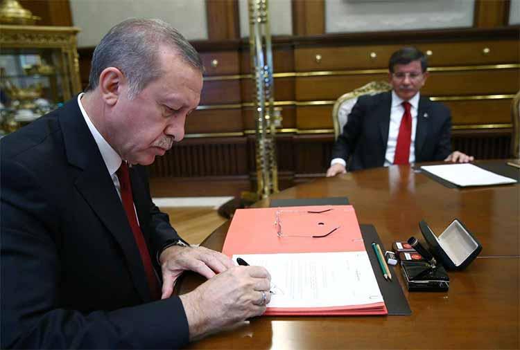 """Erdoğan: """"Belki şurada sevimli bir sincap vardır. Şuraya da onu her zamankinin aksine somurturken çizelim..."""""""