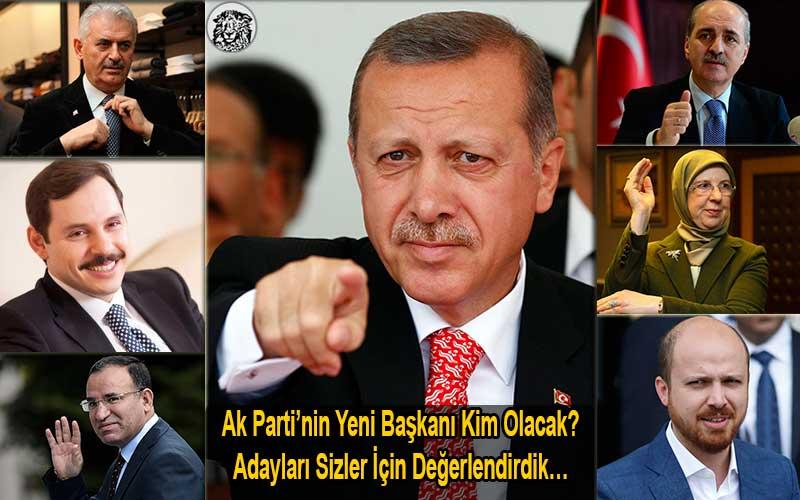 Ak Parti'nin Yeni Başkanı Kim Olacak? Adayları Sizler İçin Değerlendirdik…