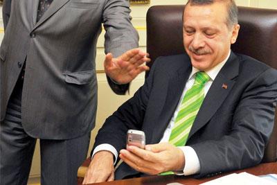 """Erdoğan: """"Şimdiden 60 RT aldım, yaza kesin başkanım ya!..."""""""