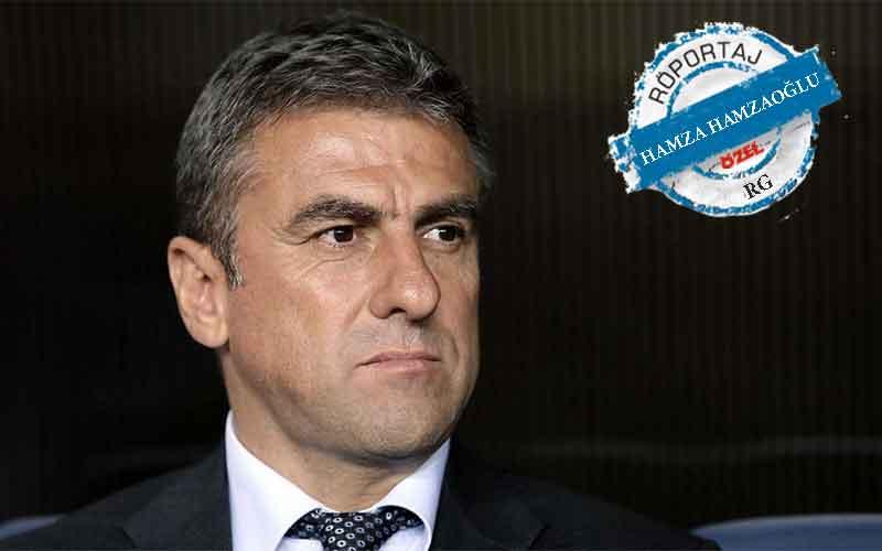 """Hamza Hamzaoğlu: """"Saf Gibi de Ceketi Alıp Çıktık Ama..."""""""