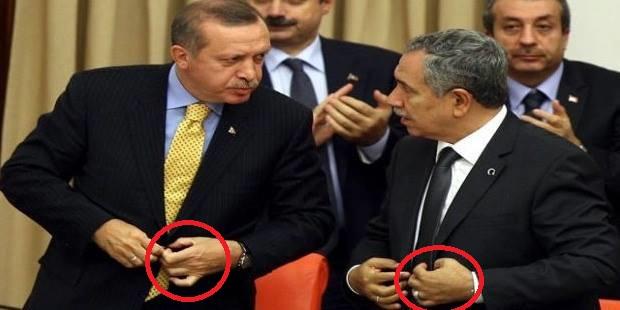 Erdoğan-Arınç gerginliğinde küfürler havada uçuştu...