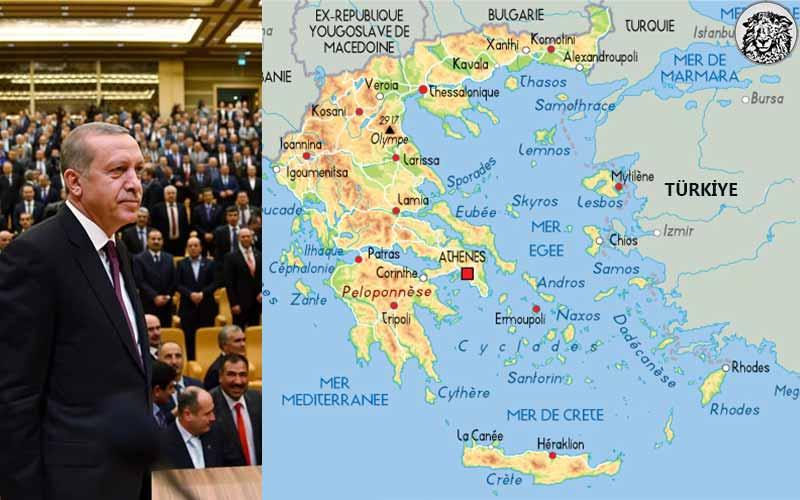 """Erdoğan'dan İkinci Lozan Açıklaması: """"Biz İktidarımız Boyunca Tek Bir Ada Dahi Vermedik..."""""""
