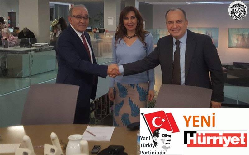 """Hükümetle Arasını Düzeltmeye Çalışan Hürriyet Gazetesi, İsmini """"Yeni Hürriyet"""" Olarak Değiştirme Kararı Aldı..."""