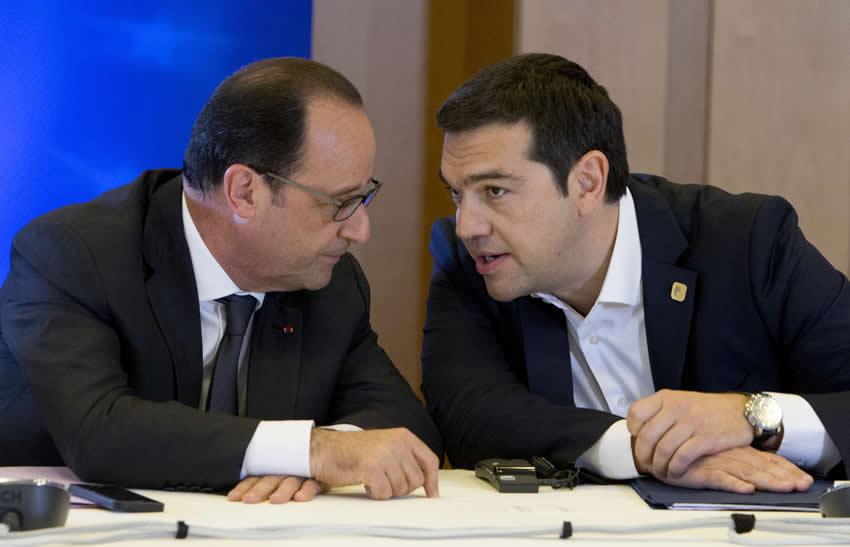 """Çipras, tek yakaladığı Avrupalı liderlerden borç istedi: """"Bir haftaya söz elinde. Bizde kimin parası kalmış?"""""""