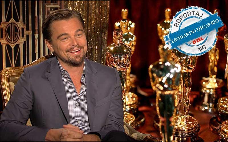 """Leonardo Di Caprio: """"Bebek suratlıyım diye yıllardır bana Oscar vermediler…"""""""