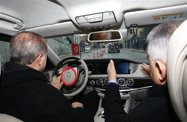 Erdoğan, Kasımpaşa Tüneli'nin açılışıyla da Almanları kıskandırmaya devam etti...