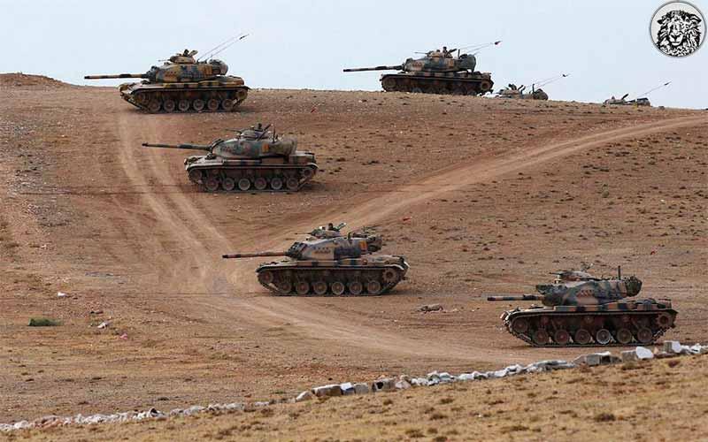"""Suriye'ye Sadece Tanklarla Girilmesine TSK'dan Açıklama Geldi: """"Diğer Malzemeleri Yıllar İçinde Yollamıştık Zaten."""""""